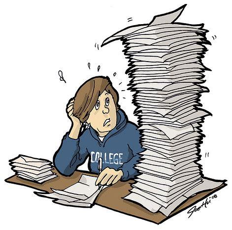 English essay on college lifetime